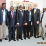 FAEO-Exco-and-Officials-of-the-Department-of-Human-Resources,-Science-and-Technology,-African-Union-Commission-in-Addis-Ababa-on-December-3,-2013