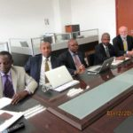 FAEO-Executive-Members-at-a-meeting-with-African-Union-Commission