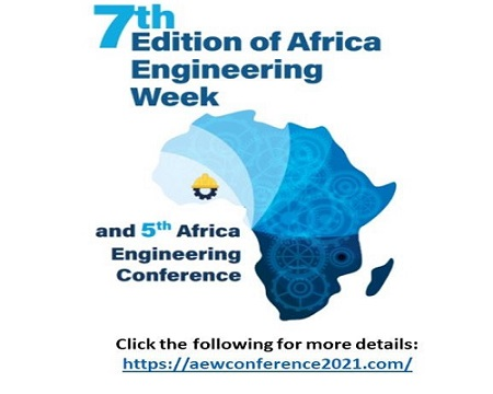 7TH EDITION OF AFRICA ENGINEERING WEEK @ Accra Marriott Hotel in Accra